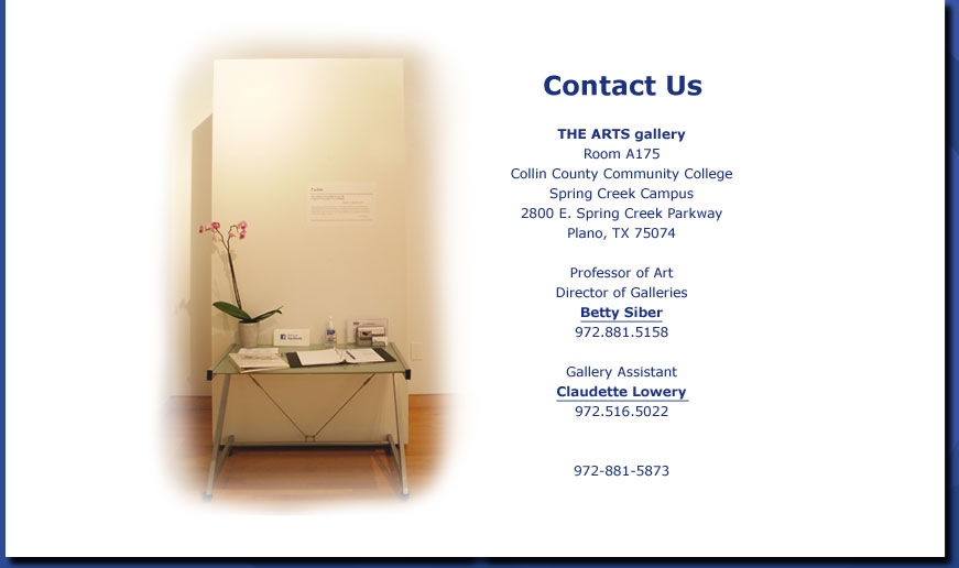 Contact us info