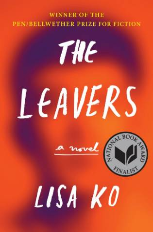 BIC The Leavers Book Cover