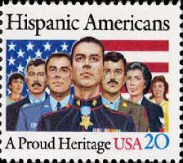 Hispanic Heritage Month Stamp 2018