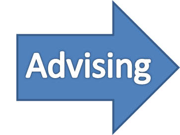 Click here to visit the Academic Advising page