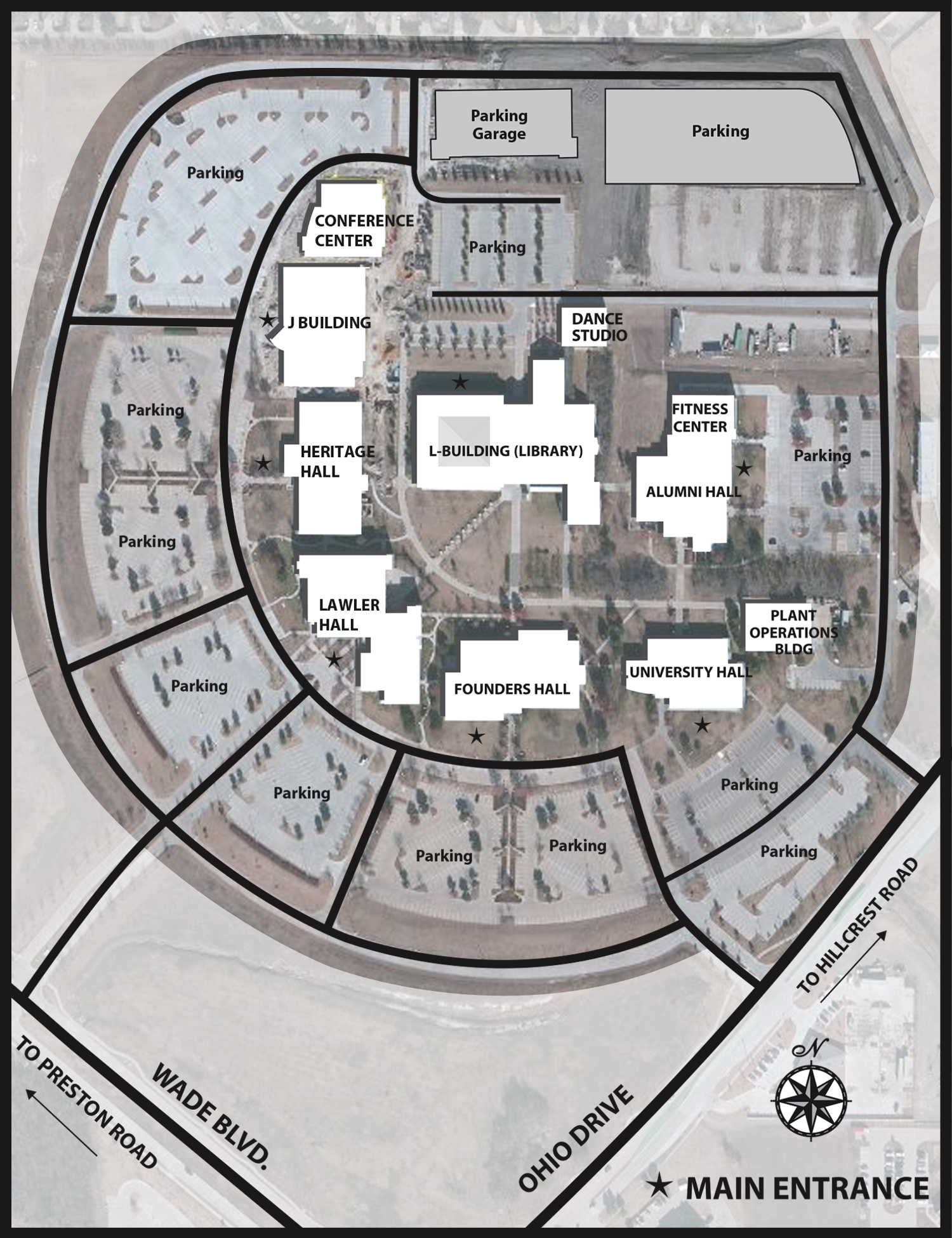 collin college continuing education and workforce development please click here for a link to a map of the campus