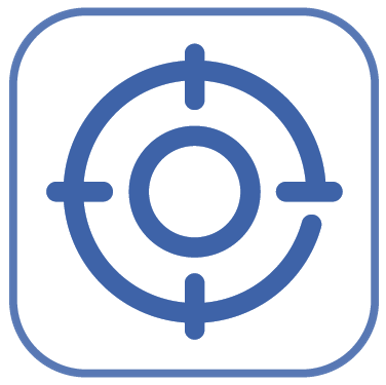 Active shooter icon