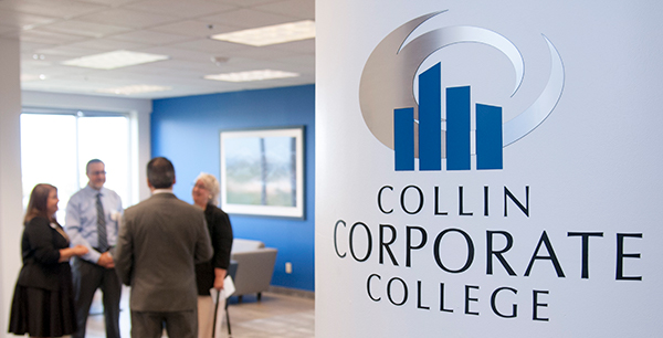 Collin Corporate College Header Graphic