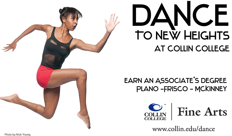 Dance subjects on online tutoring collin college
