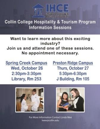 info session flyer