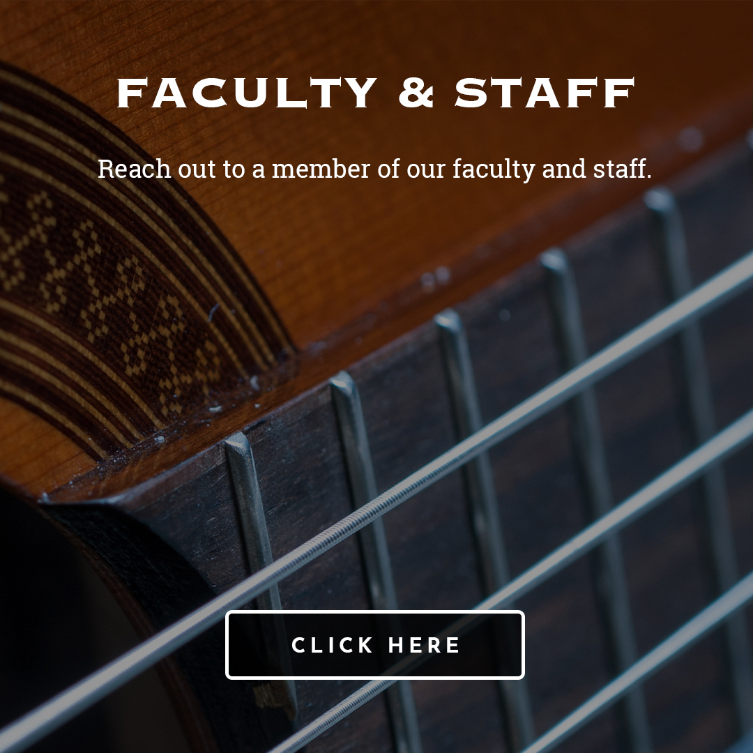 Faculty and Staff Music Department