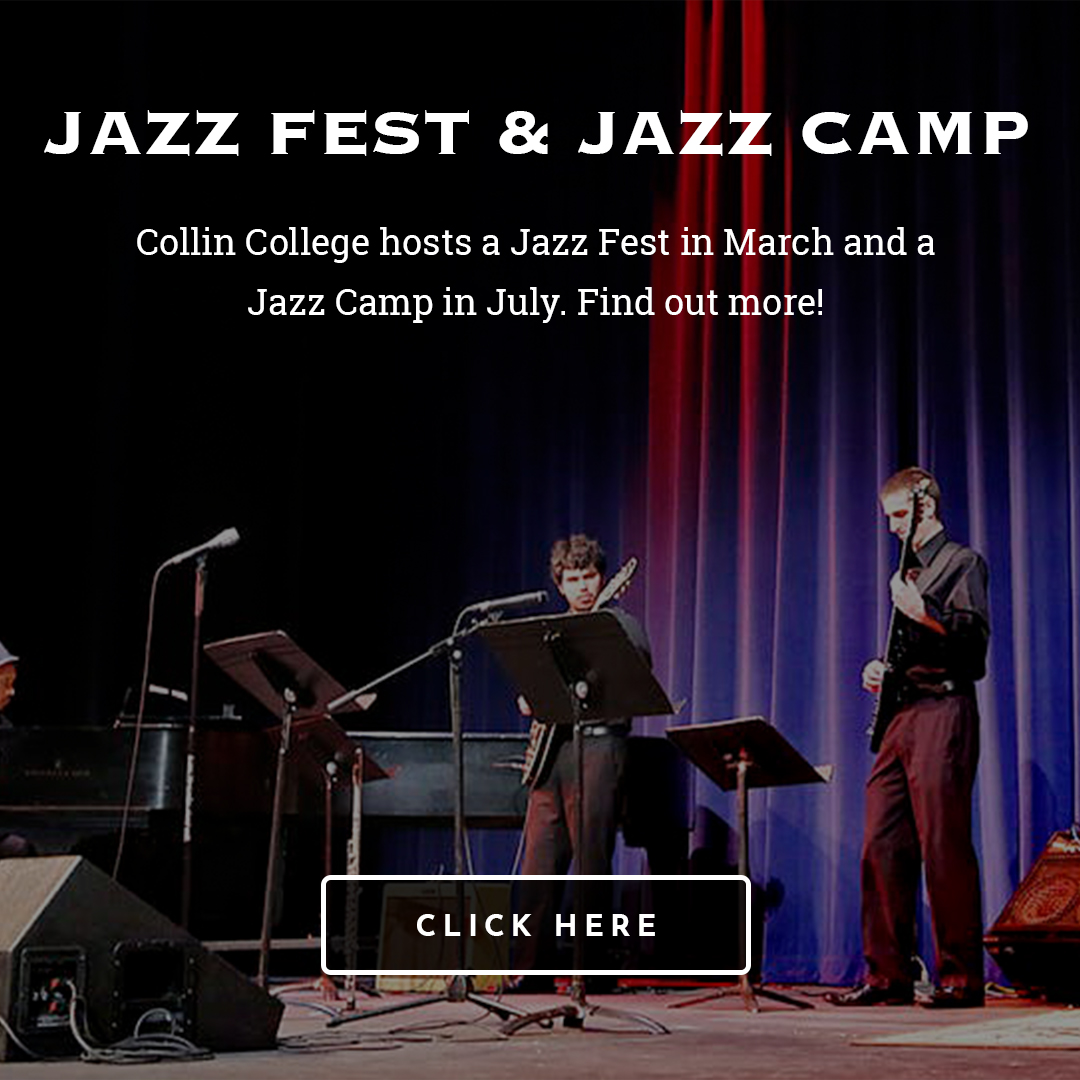 Jazz Camp and Jazz Fest Information