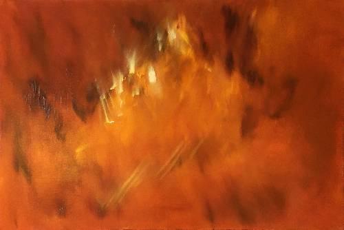 Julie Shipp Painting