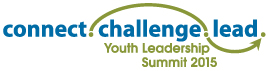 Connect. Challenge. Lead. logo