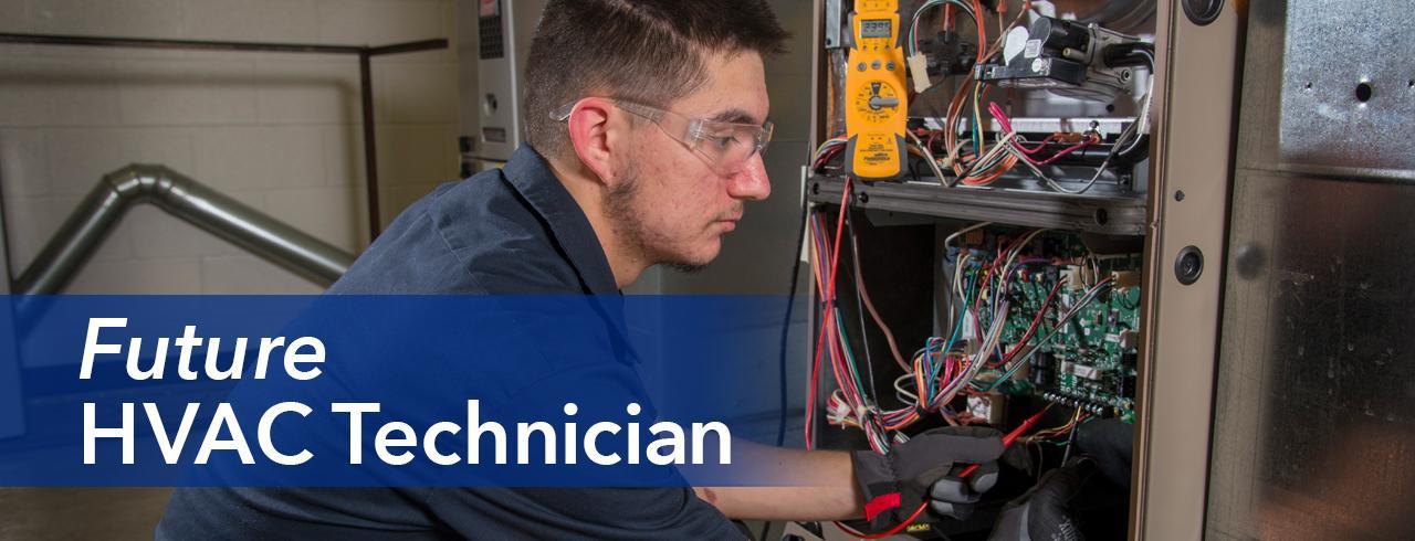 Future HVAC technician