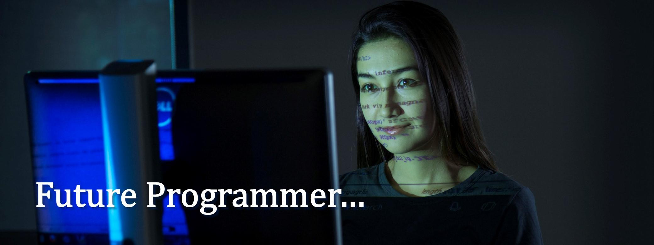 Future programmer . . .