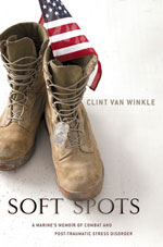 Soft Spots Book Cover Courtesy of Clint Van Winkle