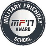 2017 Military Friendly School Award