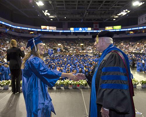 Spring 2020 Graduation Ceremony Postponed