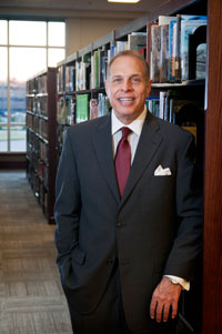 Collin College President Cary Israel