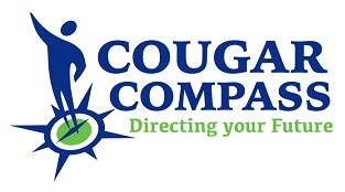 Logo for Cougar Compass degree planning website