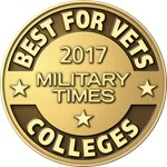 Best for Vets 2017 Badge
