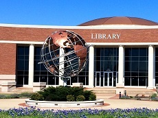 Plano SCC Library